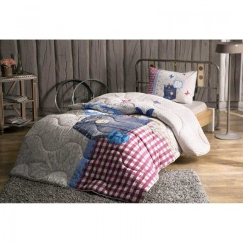 Подростковое постельное белье Tac Ranforce Teen - Moschino