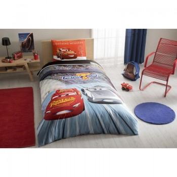 Подростковое постельное белье Tac Disney - Cars 3