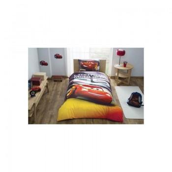 Подростковое постельное белье Tac Disney - Cars Lightning Mcqueen