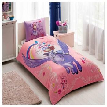 Подростковое постельное белье Tac Disney - Sofia & Minimus