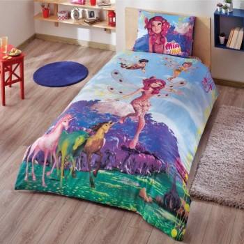 Подростковое постельное белье Tac Disney - Mia and me fairy