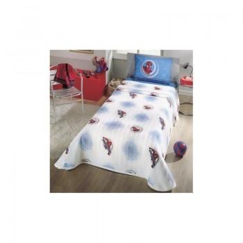 Подростковое постельное белье для подростков Tac Disney Пике - Spider man вафельное одеяло