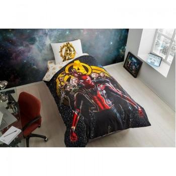 Подростковое постельное белье Tac Disney - Avengers Infinity War