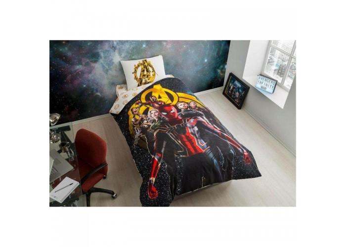 Подростковое постельное белье Tac Disney - Avengers Infinity War  1