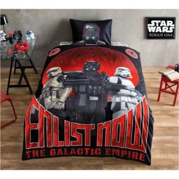 Подростковое постельное белье Tac Disney - Star Wars Glow