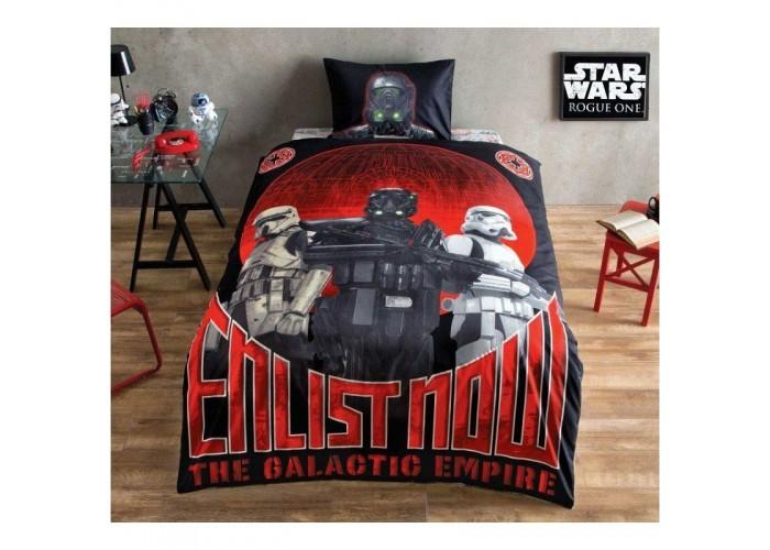 Подростковое постельное белье Tac Disney - Star Wars Glow  1