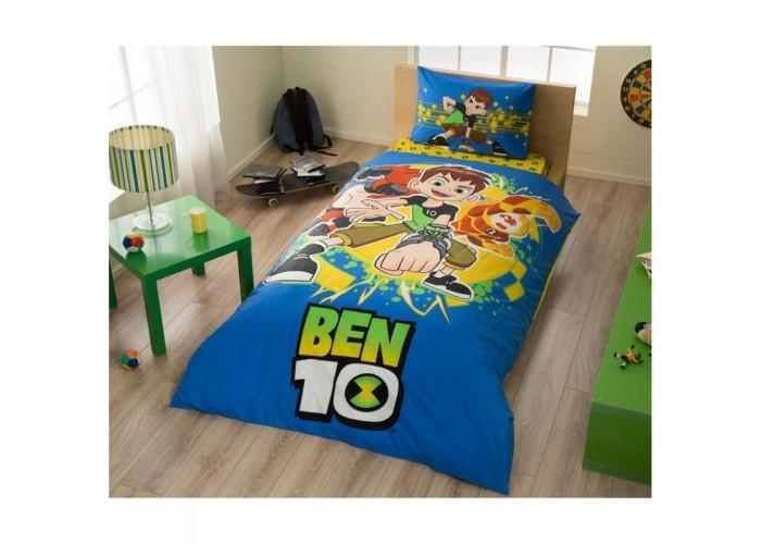 Подростковое постельное белье Tac Disney - Ben 10  1