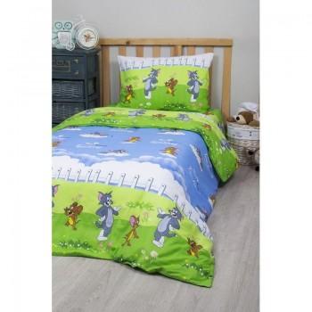Подростковое постельное белье Lotus Young - Tom & Jerry