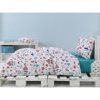 Подростковое постельное белье Marie Claire - Candy multi
