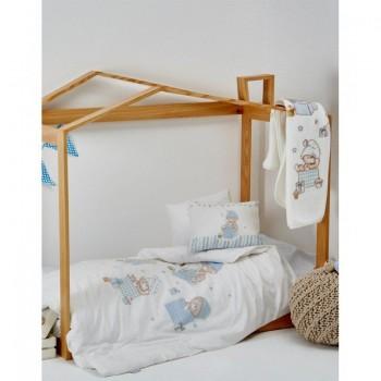 Постельное белье для младенцев Karaca Home - Funny Bears 2017-1