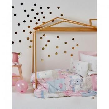 Постельное белье для младенцев Karaca Home - Honey Bunny 2017-1 розовый