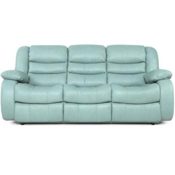 Прямой диван Честер, кожанный