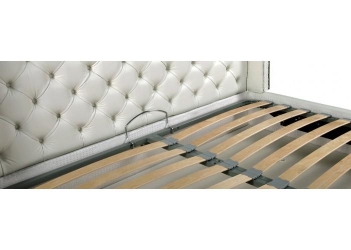 Кровать Рафаэлла (кожа)  8