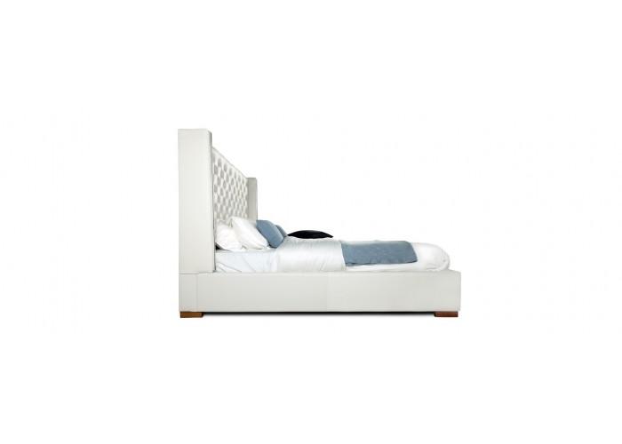 Кровать Рафаэлла (кожа)  11