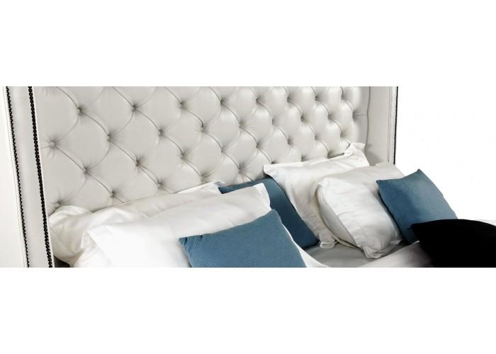 Кровать Рафаэлла (кожа)  12