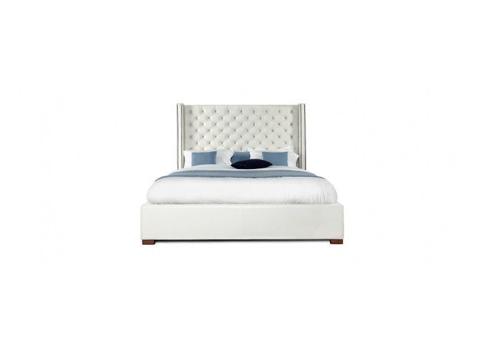 Кровать Рафаэлла (кожа)  4