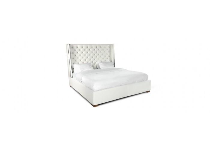 Кровать Рафаэлла (кожа)  5