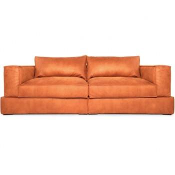 Прямой диван Маттео, ткань