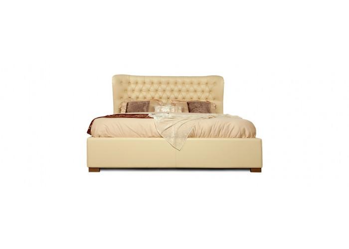 Кровать Анабель (кожа)  4