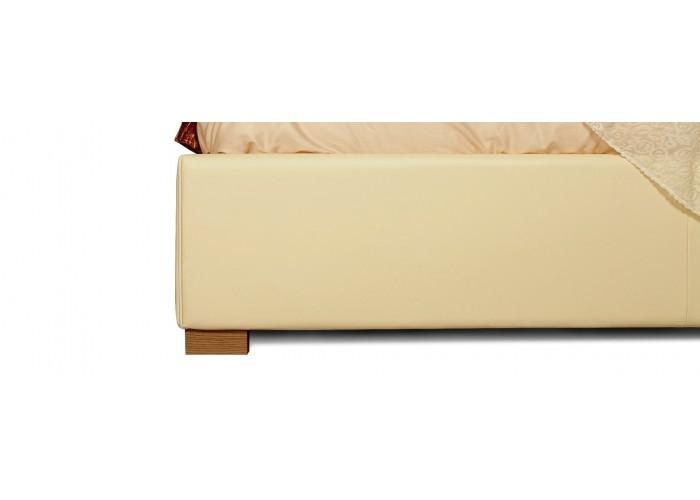 Кровать Анабель (кожа)  2