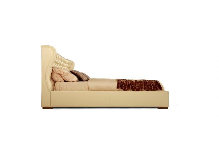 Кровать Анабель (кожа)  3