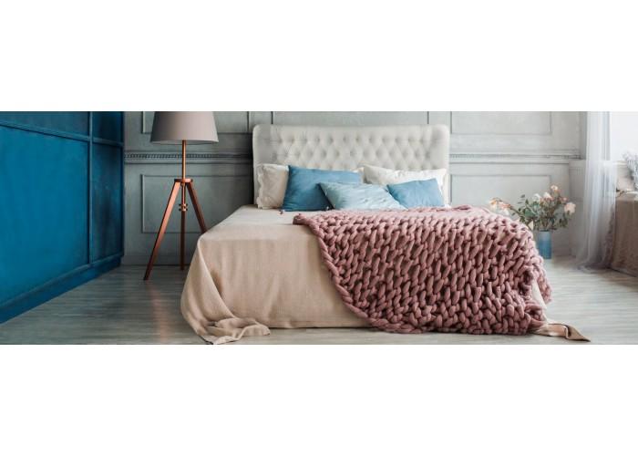 Кровать Анабель (кожа)  7