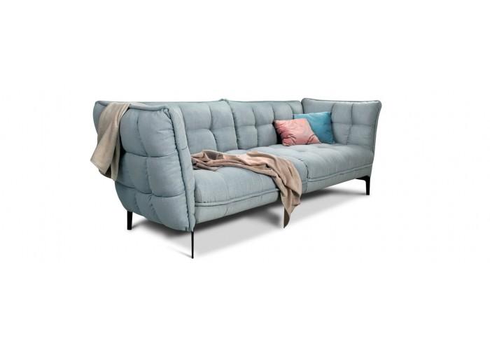 Флоренция – прямой диван – ткань  3