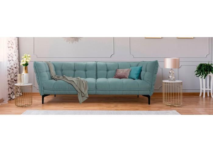Флоренция – прямой диван – ткань  14