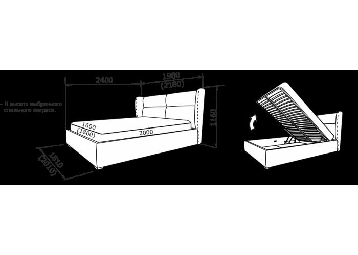 Кровать Нью-Йорк  10