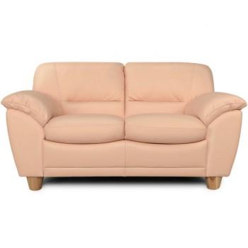 Прямой диван Турин (кожа)