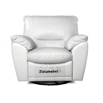 Кресло Турин, кожа