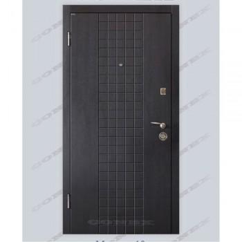 Двери входные – Conex – Модель 10 Венге комплектация №17