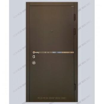 Двери входные – Conex – Модель 110 + молдинг