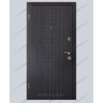 Двери входные – Conex – Модель 10 Венге