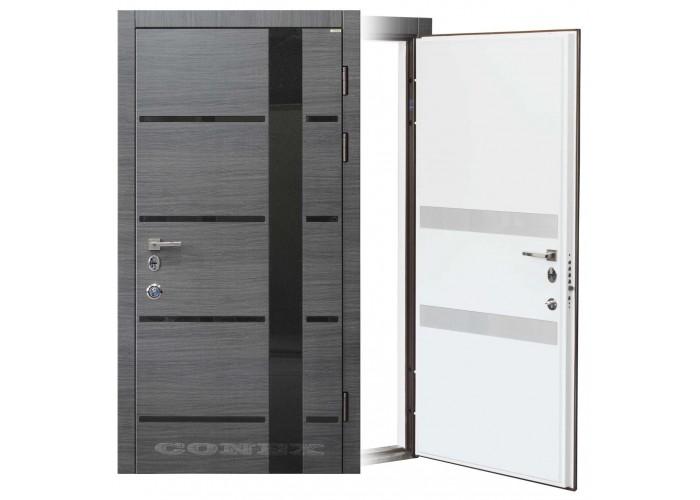 Двери входные – Conex – Модель 72 + внутри модель 73  1