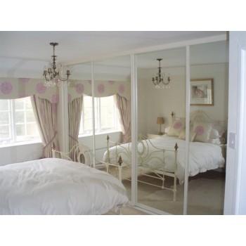 Шкаф-купе для спальни под заказ 14