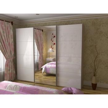 Шкаф-купе для спальни под заказ 16