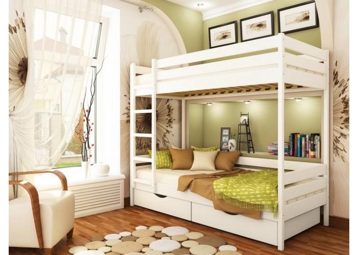 Двухъярусная кровать Estella ДУЭТ  7