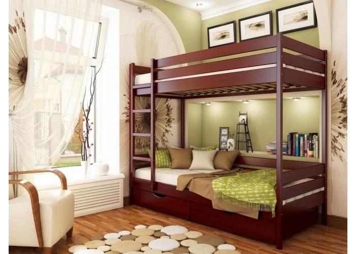 Двухъярусная кровать Estella ДУЭТ  5