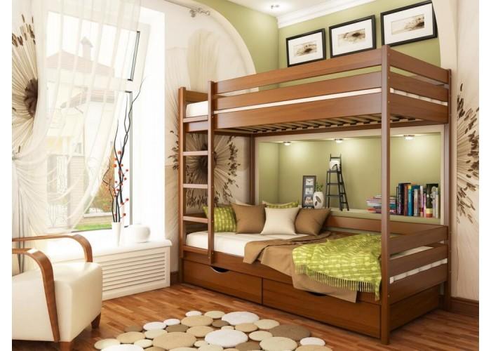 Двухъярусная кровать Estella ДУЭТ  4