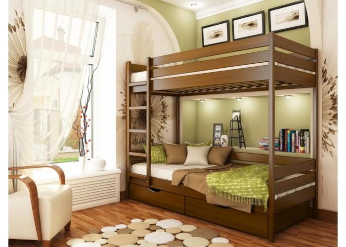 Двухъярусная кровать Estella ДУЭТ  2
