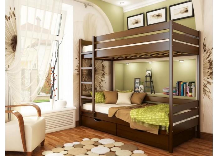 Двухъярусная кровать Estella ДУЭТ  8