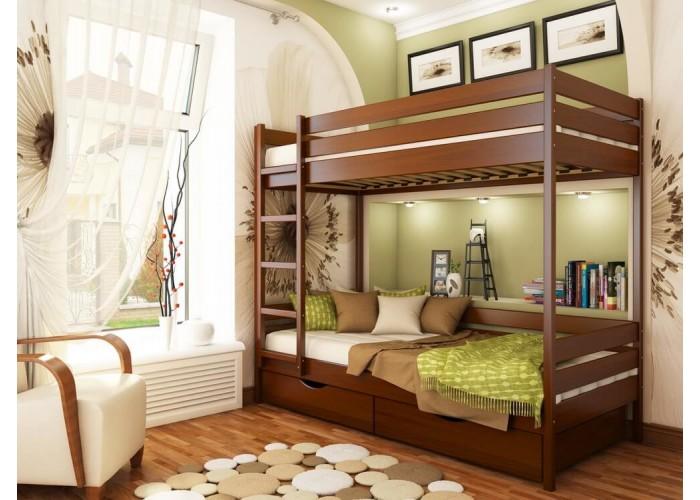 Двухъярусная кровать Estella ДУЭТ  9