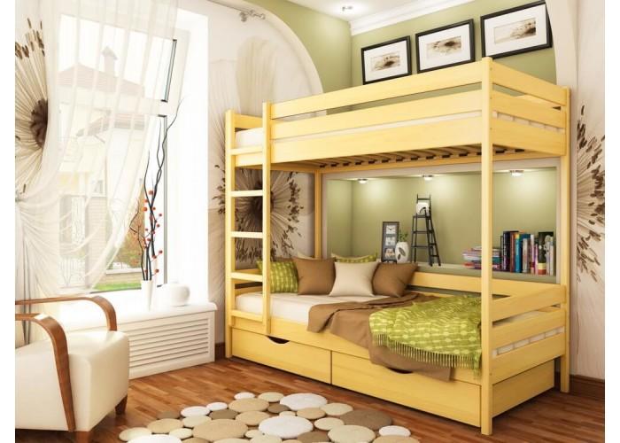 Двухъярусная кровать Estella ДУЭТ  3