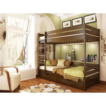 Двухъярусная кровать Estella ДУЭТ
