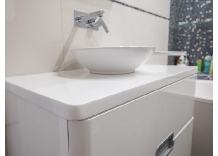 Столешницы в ванну из искусственного камня BAS 4  1