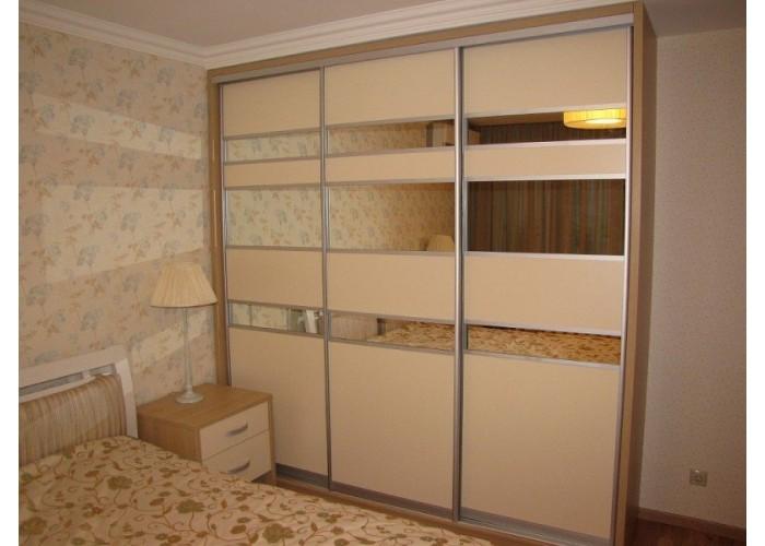 Шкаф-купе для спальни под заказ 1  1