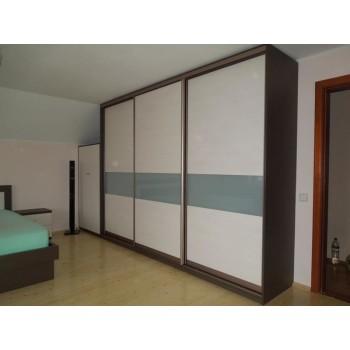 Шкаф-купе для спальни под заказ 4