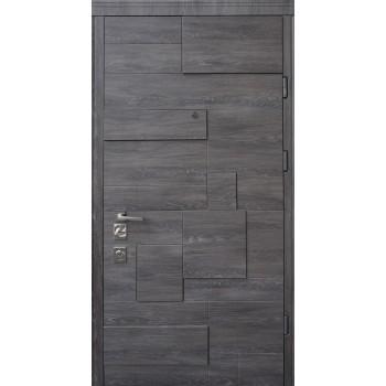 Входные двери Страж – Standard Plus – мод. Piramis light 1