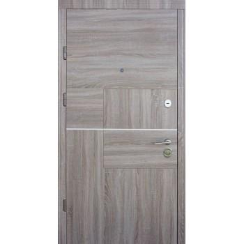 Входные двери Страж – Standart квартира – мод. Квадро